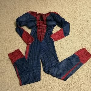 The Amazing Spider-man costume, including mask